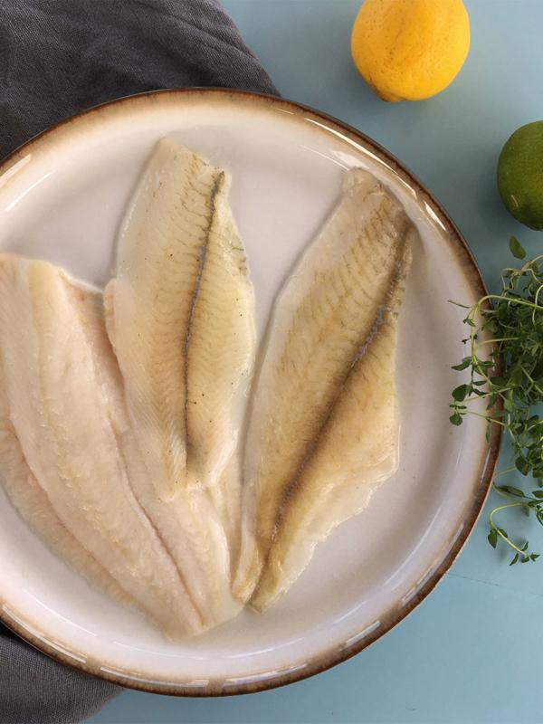 ising faldfisk hvidfisk